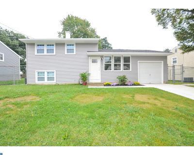 Bensalem PA Single Family Home ACTIVE: $269,000