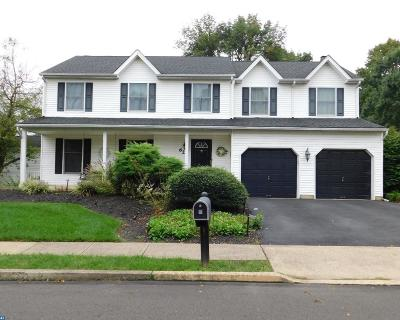Langhorne PA Single Family Home ACTIVE: $475,000