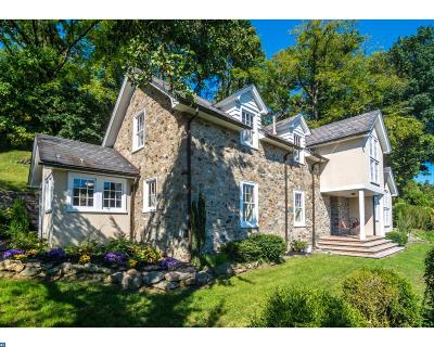 PA-Bucks County Single Family Home ACTIVE: 1589 Easton Road