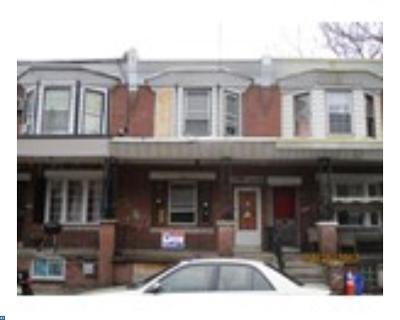 Philadelphia PA Condo/Townhouse ACTIVE: $25,000
