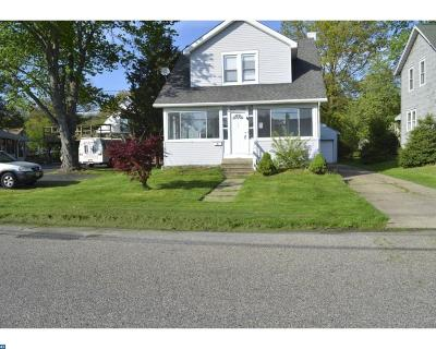 Somerdale Single Family Home ACTIVE: 124 S Browning Avenue