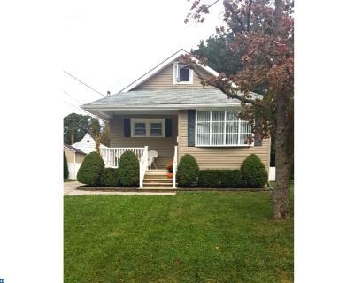 Oaklyn Single Family Home ACTIVE: 39 Harding Avenue