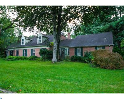 DE-New Castle County Single Family Home ACTIVE: 100 Granite Road