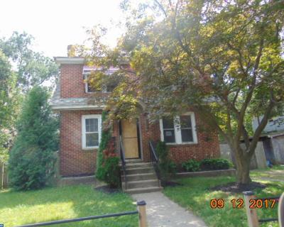 Paulsboro Single Family Home ACTIVE: 112 W Buck Street