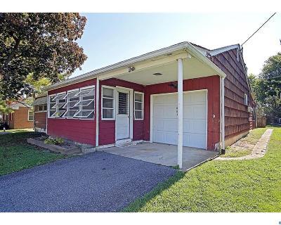 Delaware City Single Family Home ACTIVE: 803 Clinton Street