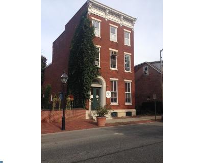 Bordentown Single Family Home ACTIVE: 105 Farnsworth Avenue