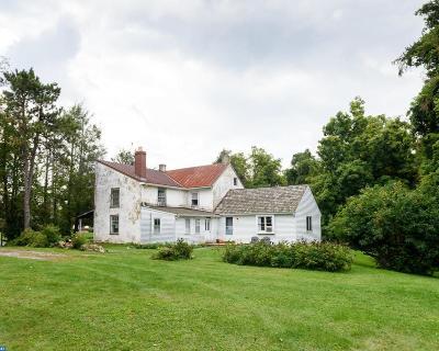 Glenmoore Single Family Home ACTIVE: 1101 Little Conestoga Road