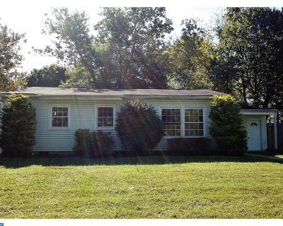 Gibbsboro Single Family Home ACTIVE: 9 Winding Way