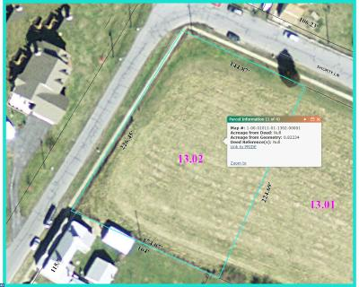 Smyrna Residential Lots & Land ACTIVE: 02 Shorty Lane