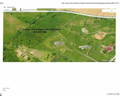 PA-Bucks County Residential Lots & Land ACTIVE: L:3-003 Smith Road