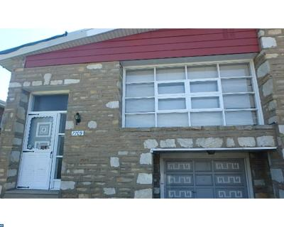 Philadelphia PA Single Family Home ACTIVE: $145,000
