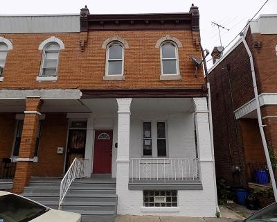 Philadelphia PA Single Family Home ACTIVE: $55,000