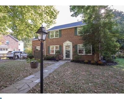 Wynnewood PA Single Family Home ACTIVE: $395,000