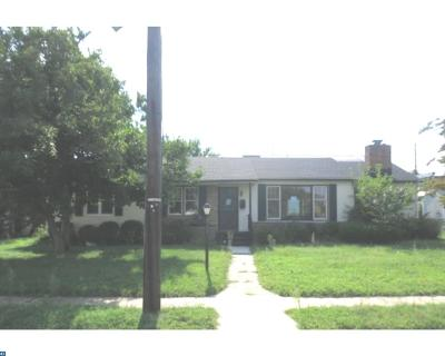 Bellmawr Single Family Home ACTIVE: 20 Lewis Avenue