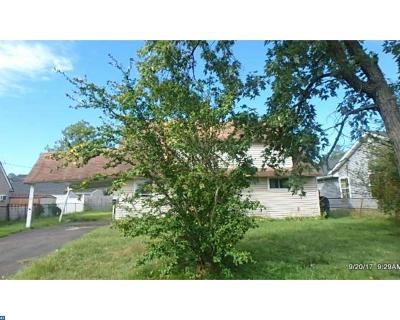 Levittown PA Single Family Home ACTIVE: $137,500