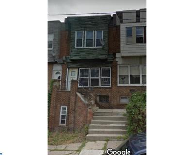 Philadelphia PA Condo/Townhouse ACTIVE: $32,000