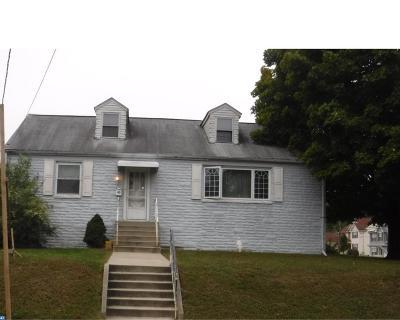 Bellmawr Single Family Home ACTIVE: 82 Devon Avenue
