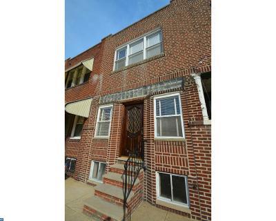 Philadelphia PA Condo/Townhouse ACTIVE: $210,000