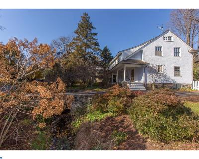 Swarthmore Single Family Home ACTIVE: 219 Lafayette Avenue