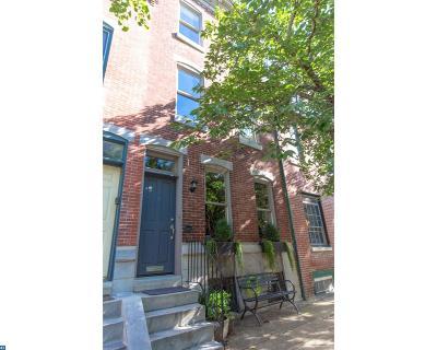 Philadelphia PA Condo/Townhouse ACTIVE: $1,249,000
