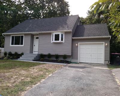 Gloucester Twp, Sicklerville Single Family Home ACTIVE: 105 Saint Moritz Drive