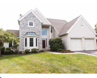 Plainsboro Single Family Home ACTIVE: 19 Marshall Court