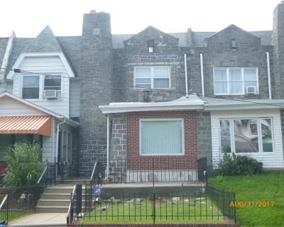 Philadelphia PA Condo/Townhouse ACTIVE: $98,800