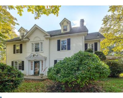 Bala Cynwyd Single Family Home ACTIVE: 193 Rolling Road