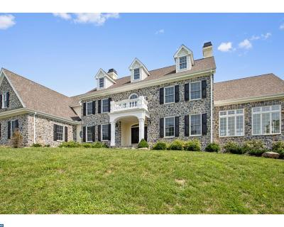 Chadds Ford PA Single Family Home ACTIVE: $1,050,000