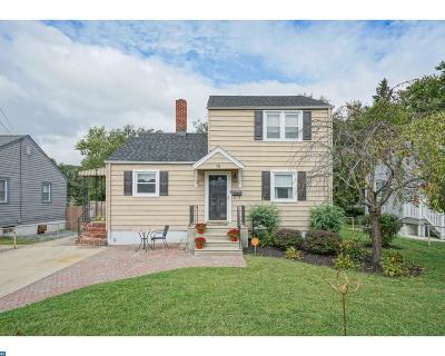 Bellmawr Single Family Home ACTIVE: 78 Princeton Avenue
