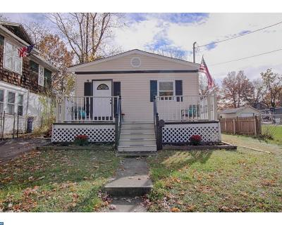 Somerdale Single Family Home ACTIVE: 117 W Evergreen Avenue