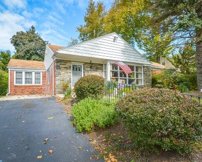 Huntingdon Valley Single Family Home ACTIVE: 3162 Manor Road