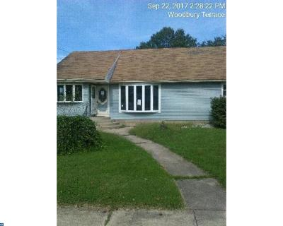West Deptford Twp Single Family Home ACTIVE: 512 Woodbury Terrace