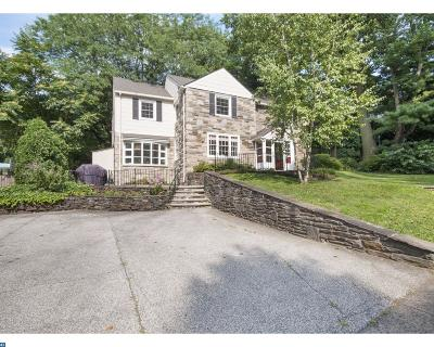 Bala Cynwyd Single Family Home ACTIVE: 605 Conshohocken State Road