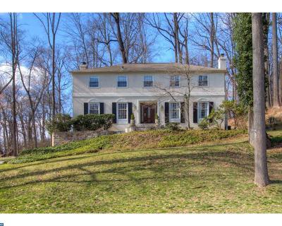 Villanova Single Family Home ACTIVE: 748 Campwoods Road