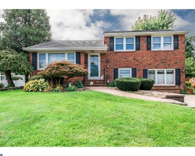 Burlington Township Single Family Home ACTIVE: 524 Cornell Road