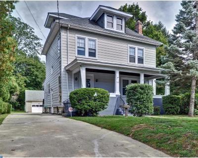 Ewing Single Family Home ACTIVE: 560 Grand Avenue