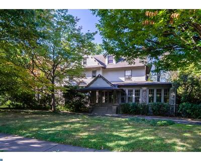 Philadelphia Single Family Home ACTIVE: 6400 Drexel Road