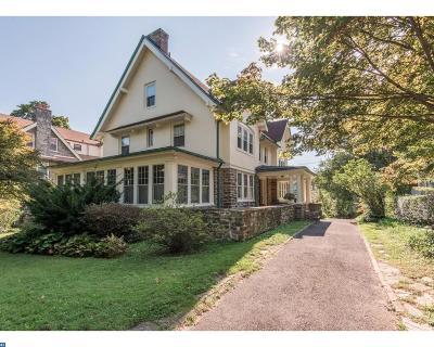 Philadelphia PA Single Family Home ACTIVE: $745,000
