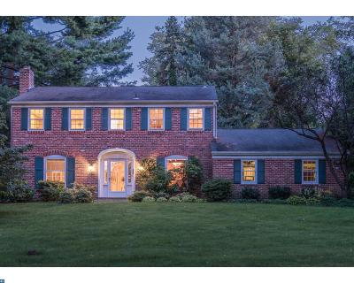 Merion Station Single Family Home ACTIVE: 600 Zollinger Way