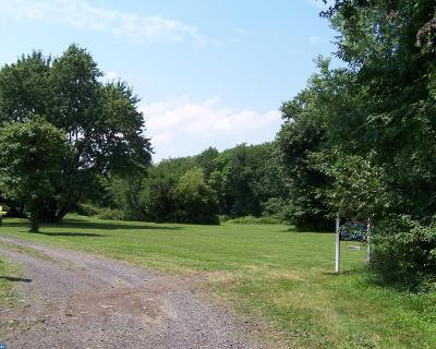 PA-Bucks County Residential Lots & Land ACTIVE: Eldridge Road