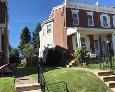 Philadelphia PA Single Family Home ACTIVE: $174,900