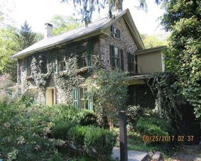 PA-Bucks County Single Family Home ACTIVE: 541 Church Hill Road