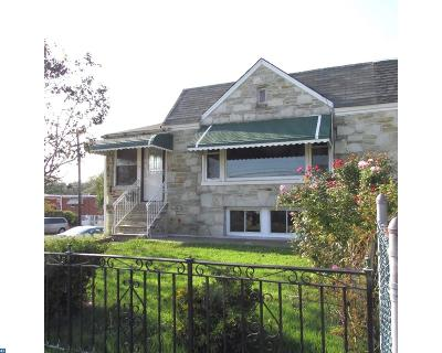 Philadelphia PA Single Family Home ACTIVE: $215,000