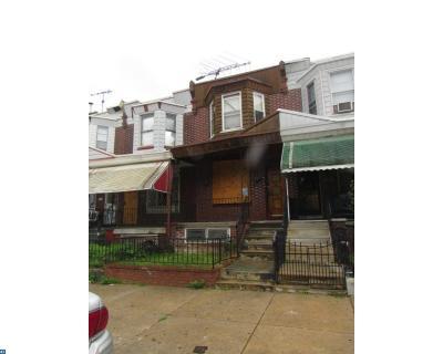 Philadelphia Condo/Townhouse ACTIVE: 1512 Frazier Street