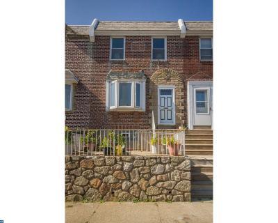 Philadelphia PA Condo/Townhouse ACTIVE: $157,000