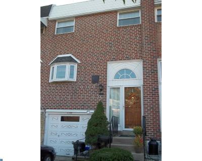 Philadelphia PA Condo/Townhouse ACTIVE: $184,900