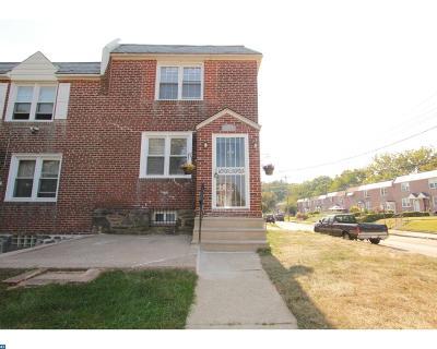 PA-Philadelphia County Condo/Townhouse ACTIVE: 1384 76th Street