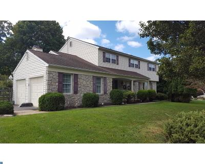 PA-Bucks County Single Family Home ACTIVE: 9 E Ridge Circle