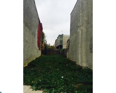 Residential Lots & Land ACTIVE: 1606 Point Breeze Avenue